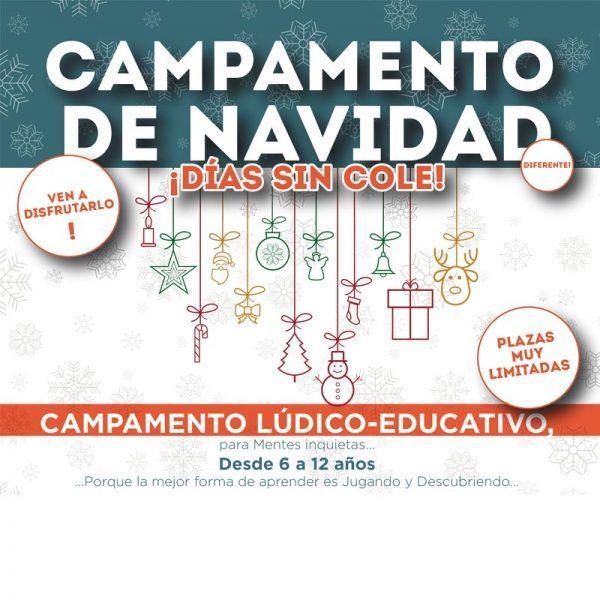 Campamentos Navidad Educativo